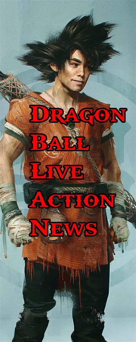 Maybe you would like to learn more about one of these? Dragon Ball Live Action News Disney | Live action, Dragon ball, Broly movie