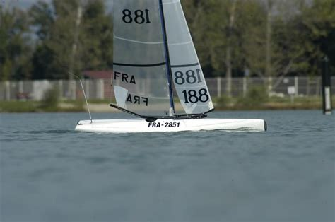 swing rig sailing sailboat rc glider