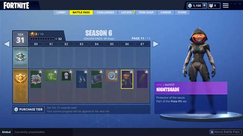 The Cool New Skins Of Fortnite Season 6 Dire Werewolf