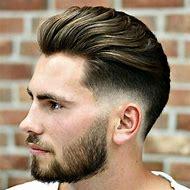 Low Fade Haircut Men Hairstyles