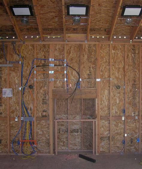 Home Theater Prewire Wiring