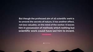 James Clerk Max... Scientific Work Quotes