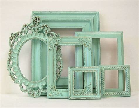 Best 25+ Shabby Chic Picture Frames Ideas On Pinterest