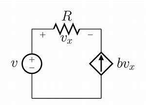what are dependent current and voltage sources actually With variable bidirectional current source