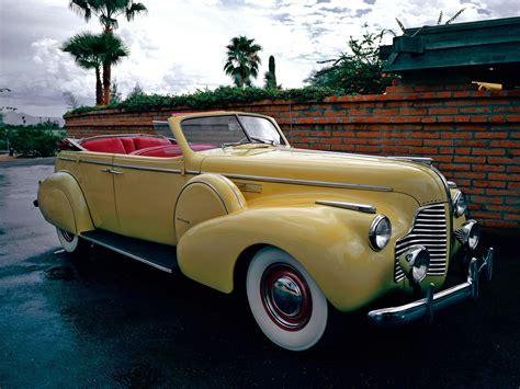 Classical American Cars Buick Sfw