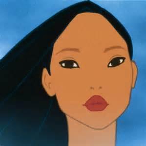 Disney's Pocahontas Real Name