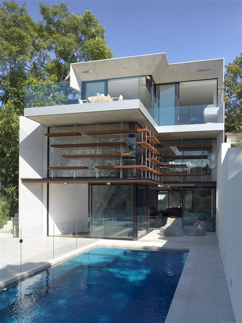 house design  sloped land highlights  benefits  hillside homes architecture beast