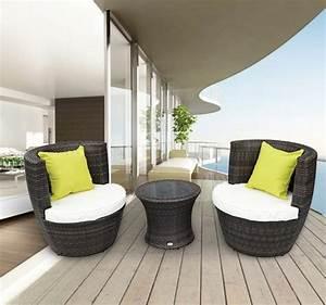 Garten Rattanmöbel : outdoor rattanm bel verwandeln ihren garten in eine ~ Pilothousefishingboats.com Haus und Dekorationen