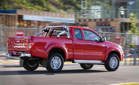 toyota hilux safety tech upgrades  single  extra