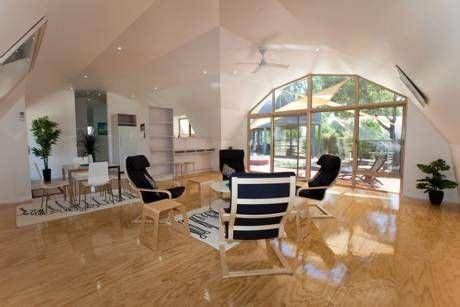 kit home  bushfire resistant architecture  design