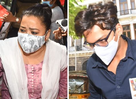 Bharti Singh and Haarsh Limbachiyaa sent to 14-day ...