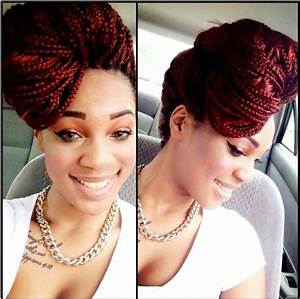 Beauty: 10 Braids Hairstyles For This Season | Kamdora