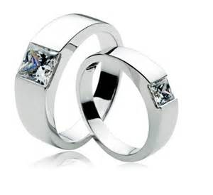 cheap his and hers wedding ring sets 1 7ct wedding rings his and hers promise ring sets engagement bridal rings
