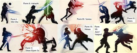 Light Saber Forms by Lightsaber Combat Training The Way Of The Warrior Forum