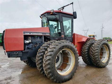 1992 Case 9250 - Articulated 4WD Tractors - John Deere ...