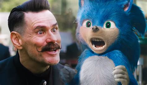 Sonic the Hedgehog Movie's First Trailer Might Make You ...