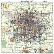Map Of Greene County Missouri Tidal Treasures - Springfield mo map