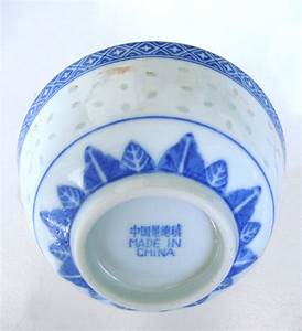 dating chinese porcelain marks