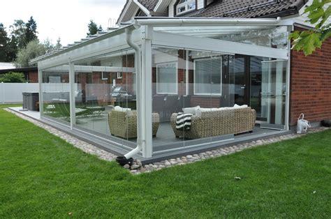 Retractable Sunroom by Haataja Contracting Inc Lumon Glass Sunrooms