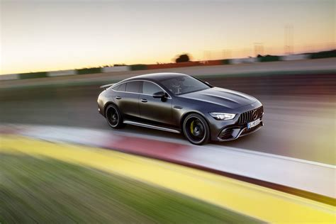 Gt 63 Amg by Official 2019 Mercedes Amg Gt 4 Door Coupe Gt 53 Gt 63