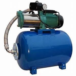 Pompe Avec Surpresseur : pompe d 39 arrosage pompe de jardin pour puits 1300w 100l min ~ Premium-room.com Idées de Décoration