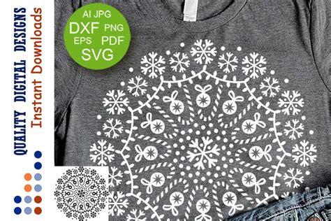 Where to find free layered 3d mandalas. Nativity Mandala Svg For Cricut - Free Layered SVG Files ...