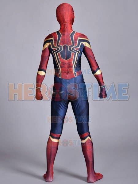 Iron Spiderman Suit  Wwwpixsharkcom  Images Galleries