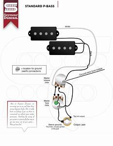 Seymour Duncan Bass Wiring Diagram