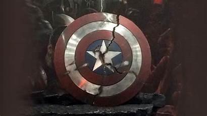 Shield Captain Avengers America Ultron Age Marvel