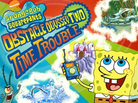 Spongebob Squarepants Obstacle Odyssey 2 Game Download