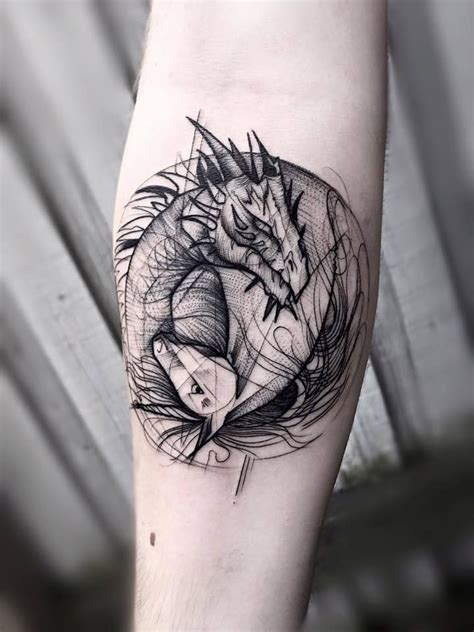 beautiful blackwork tattoos  frank carrilho tattoo art