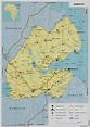 Djibouti Africa Map - Djibouti Africa • mappery