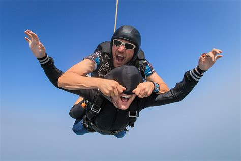 advice   time tandem skydiving  people