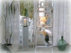 Alte Leiter Deko : 83 besten leiter bilder auf pinterest badezimmer verandas und wohnideen ~ Watch28wear.com Haus und Dekorationen