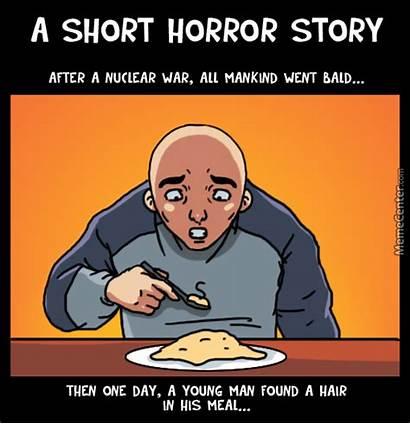 Short Horror Story Meme Fun