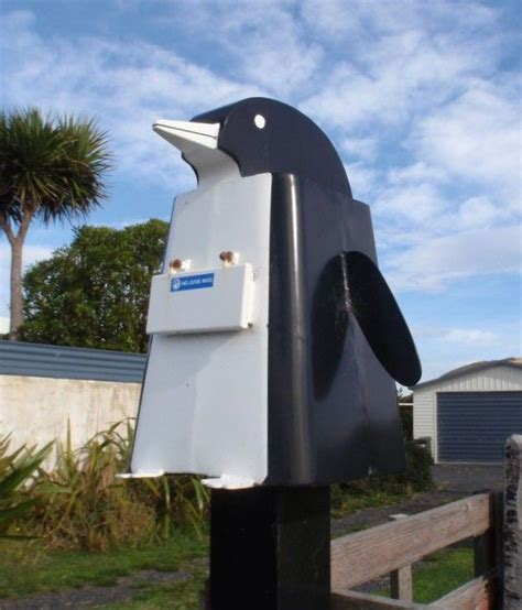 special delivery  amazing unusual mailbox designs