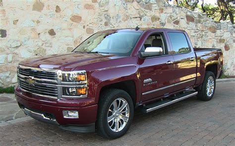 chevy silverado high country debut  texas  fast lane car