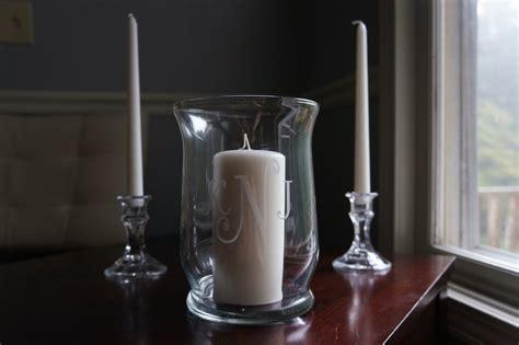 hurricane candle ls unity candle holder hurricane vase wedding by thefancypigeon
