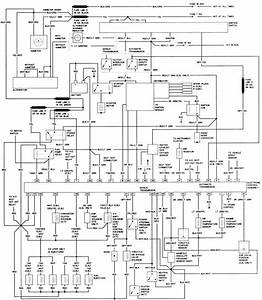 1987 Ford Bronco Ii Wiring Diagram