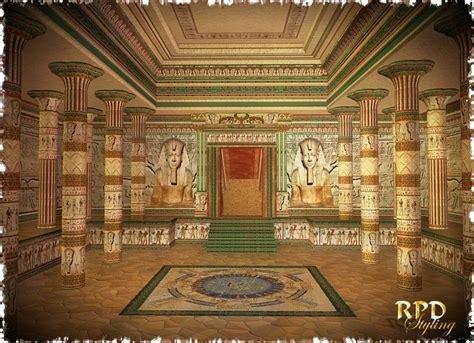 pharaohs hall  glory  pharaohs temple egyptian
