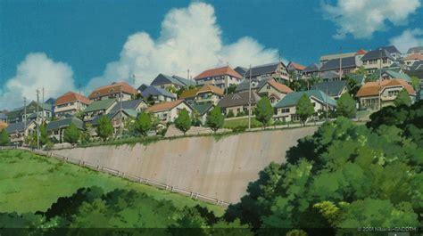 Miyazaki Spirited Away Wallpaper Look Background Art From Studio Ghibli S Spirited Away Animation World Network