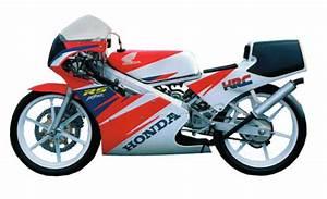 1993 Honda Rs125r