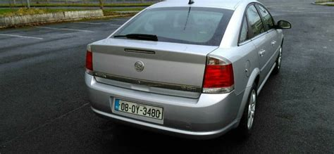 vauxhall vectra logo 2008 vauxhall vectra for sale in longford town longford