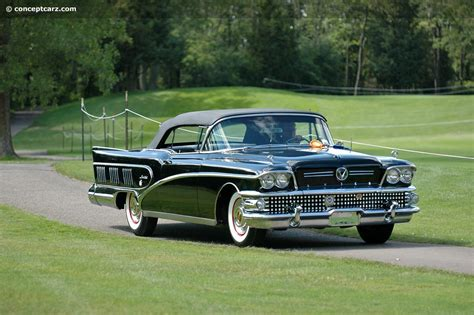 future ferrari 1958 buick series 700 limited history pictures value