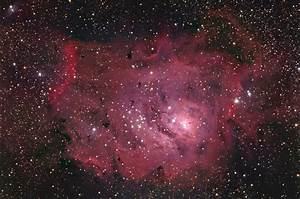 Messier 8: Lagoon Nebula | Messier Objects