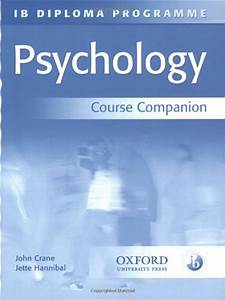 Oxford Guide Ib Psychology Pdf