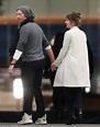 Chris Martin runs into exes with new girlfriend at Ellen's ...