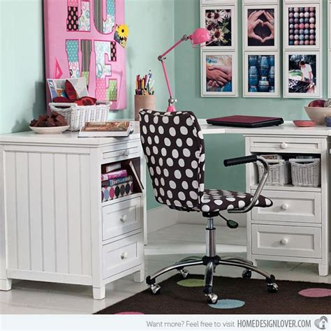 15 chic yet functional teen girl s workspaces home