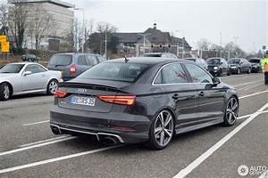 Audi Rs3 Sedan : audi rs3 sedan 8v 5 march 2018 autogespot ~ Medecine-chirurgie-esthetiques.com Avis de Voitures