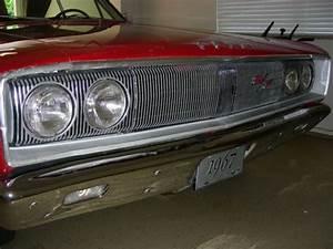 1967 Genuine Dodge Coronet Rt Coupe Mopar Classic Red